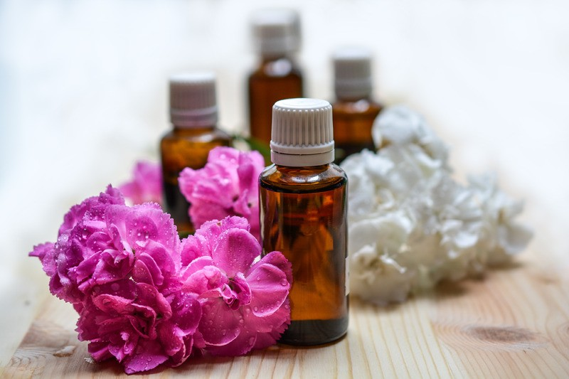 Essential oils! The benefits of aromatherapy